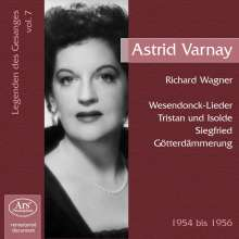 Legenden des Gesanges Vol.7 - Astrid Varnay, CD