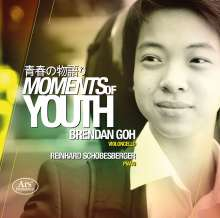 Brendan Goh - Moments of Youth, Super Audio CD