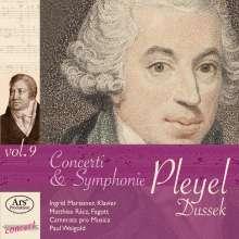 Ignaz Pleyel (1757-1831): Symphonie G-Dur (B.156) (Originalfassung), CD