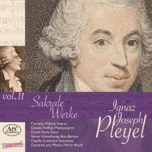 Ignaz Pleyel (1757-1831): Geistliche (sakrale) Werke, CD
