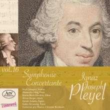 Ignaz Pleyel (1757-1831): Symphonie d-moll (Ben 160), CD
