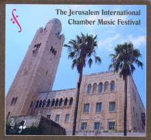 The Jerusalem International Chamber Music Festival, 2 CDs