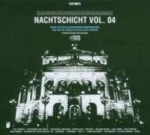 Nachtschicht Vol.4, CD