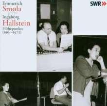 Ingeborg Hallstein - Höhepunkte 1961-1972, 2 CDs