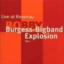 Bobby Burgess: Live At Rosenau, Stuttgart, 30.12.2006 - Vol. 1, CD
