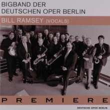 BigBand der Deutschen Oper Berlin: Premiere, CD
