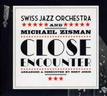 Swiss Jazz Orchestra: Close Encounter, CD