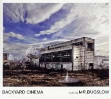 Mr. Bugslow: Backyard Cinema, CD