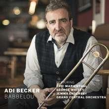 Adi Becker: Babbelou, CD
