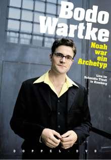 Bodo Wartke: Noah war ein Archetyp, 2 DVDs