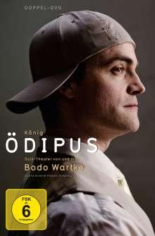 Bodo Wartke: König Ödipus, 2 DVDs
