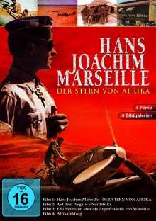 Hans-Joachim Marseille - Der Stern von Afrika, DVD