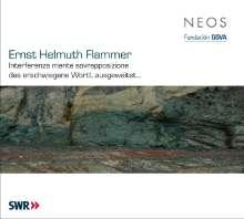 Ernst Helmuth Flammer (geb. 1949): Interferenza mente sovrapposizione für Cello & Orchester, SACD