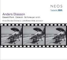 Anders Eliasson (1947-2013): Desert Point, Super Audio CD