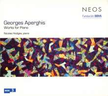 Georges Aperghis (geb. 1945): A Tombeau Ouvert (komplett), SACD