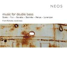 Frank Reinecke - Music for Double Bass, CD