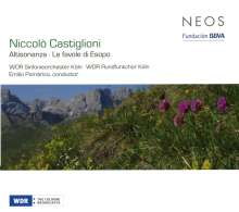 Niccolo Castiglioni (1932-1996): Altisonanza, SACD