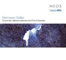 Hermann Keller (1945-2018): Klaviersonaten Nr.2 & 3, CD