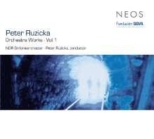 Peter Ruzicka (geb. 1948): Orchesterwerke Vol.1, CD