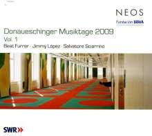 Donaueschinger Musiktage 2009 Vol.1, SACD