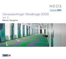 Donaueschinger Musiktage 2009 Vol.3, Super Audio CD