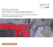 Nikolaus Brass (geb. 1949): Werke für Kammerorchester, CD