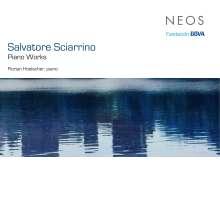 Salvatore Sciarrino (geb. 1947): Klavierwerke, CD