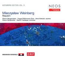 Mieczyslaw Weinberg (1919-1996): Requiem, SACD