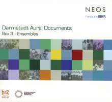 Darmstadt Aural Documents Box 3 - Ensembles, 7 CDs
