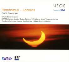 Bengt Hambräus (1928-2000): Klavierkonzert, CD