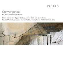 """Laurie Altman (geb. 1944): Kammermusik """"Convergence"""", CD"""
