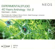 Experimentalstudio - 40 Years Anthology Vol.2, Super Audio CD