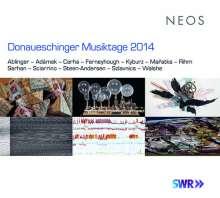 Donaueschinger Musiktage 2014, 3 SACDs