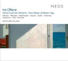 Andreas Skouras - Ins Offene, CD