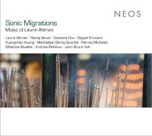 "Laurie Altman (geb. 1944): Kammermusik ""Sonic Migrations"", 2 CDs"