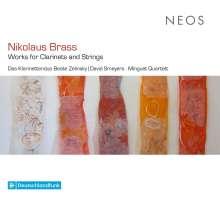 Nikolaus Brass (geb. 1949): Kammermusik mit Klarinette, CD