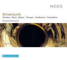 Ensemble Schwerpunkt - Schwerpunkt, CD