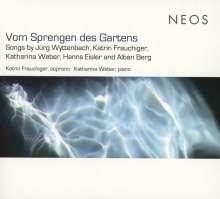 Katrin Frauchinger - Vom Sprengen des Gartens, CD
