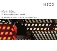 Malin Bang (geb. 1974): Structures of molten light, CD