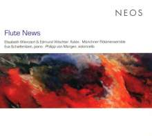 Elisabeth Weinzierl - Flute News, 2 CDs