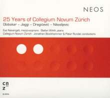 Collegium Novum Zürich - 25 Years, CD