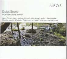 "Laurie Altman (geb. 1944): Kammermusik ""Quiet Stone"", CD"