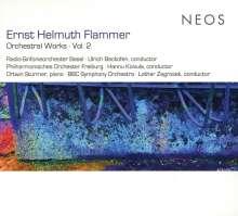 Ernst Helmuth Flammer (geb. 1949): Der Turmbau zu Babel für großes Orchester, CD