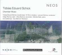 Tobias Eduard Schick (geb. 1985): Kammermusik, CD