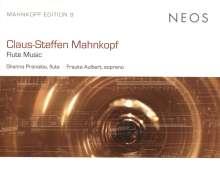 Claus-Steffen Mahnkopf (geb. 1962): Kammermusik mit Flöte, CD