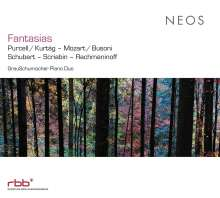 GrauSchumacher Piano Duo - Fantasias, CD