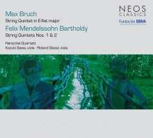 Max Bruch (1838-1920): Streichquintett Es-Dur, SACD
