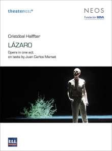 Cristobal Halffter (geb. 1930): Lazaro (Oper in 1 Akt), DVD
