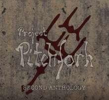 Project Pitchfork: Second Anthology, 2 CDs