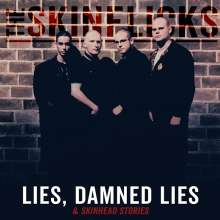 The Skinflicks: Lies, Damned Lies & Skinhead Stories (Limited-Edition) (Red Vinyl), 2 LPs